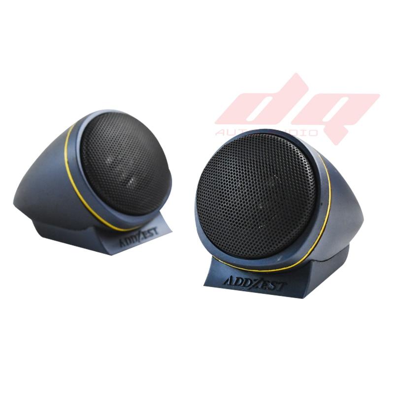 Car Audio 3 Inch Tweeter Speaker Base Center Tweeter Speaker Super Speaker Set Power Loud Dome Tweeter Horn Loudspeaker 3.5''
