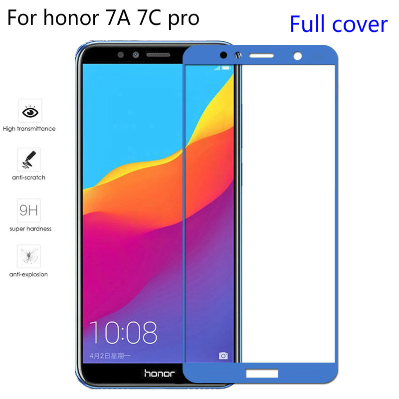 9H Full Coverage Tempered Glass For Huawei Honor 7A Pro AUM-AL29 7A 5.45 Screen Protector For Honor 7C AUM-L41 7C Pro Glass HD9H Full Coverage Tempered Glass For Huawei Honor 7A Pro AUM-AL29 7A 5.45 Screen Protector For Honor 7C AUM-L41 7C Pro Glass HD