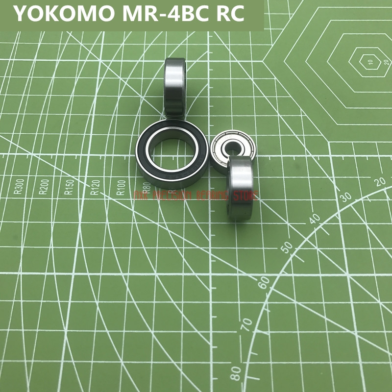 2019 Real Sale Free Shipping High Quality A Set Of Yokomo Mr-4bc Rc Model Car Bearing Single Column Rodamientos2019 Real Sale Free Shipping High Quality A Set Of Yokomo Mr-4bc Rc Model Car Bearing Single Column Rodamientos