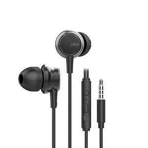 Image 4 - Portable Earphones Subwoofer E sports Game Wired Noise Reduction Dynamic Subwoofer Music Metal Earbuds With Mic Hands free Calls