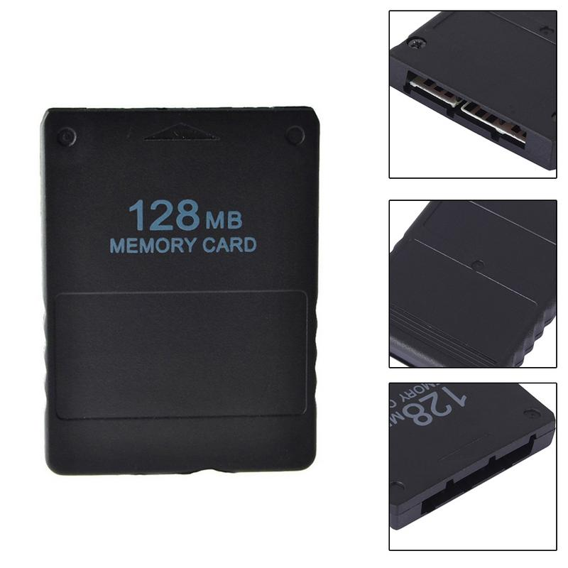 Lower Price with 128mb Memory Card Save Game Data Stick Module For Sony Ps2 Ps 2 Playstation Memory Card High Quality Memory Card Wide Varieties