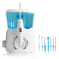YASI 912 Electric Dental Flosser Irrigator Oral Hygiene Teeth Cleaning Portable Power Floss Dental Water Jet With 8 Nozzles