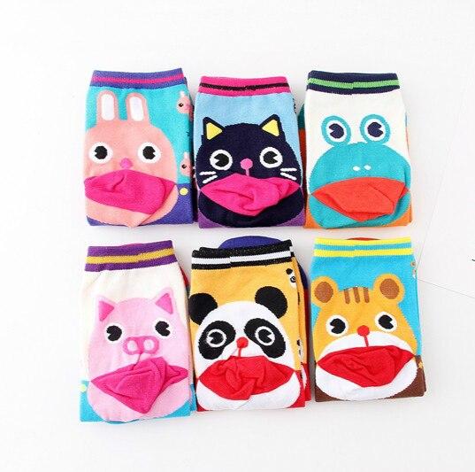 CHIC Funny Sock Candy Cartoon Animal Print For Woman Man Boy Girl Chic Fashion