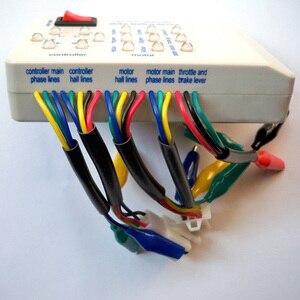 Image 3 - 24 V/36 V/48 V/60 V/72 V Electro Auto E bike Roller bürstenlosen Motor Controller Tester