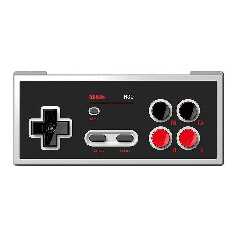 New 8Bitdo N30 Wireless Bluetooth Game Controller Gamepad Dual Classic Joystick For Windows MacOS Steam Android Switch