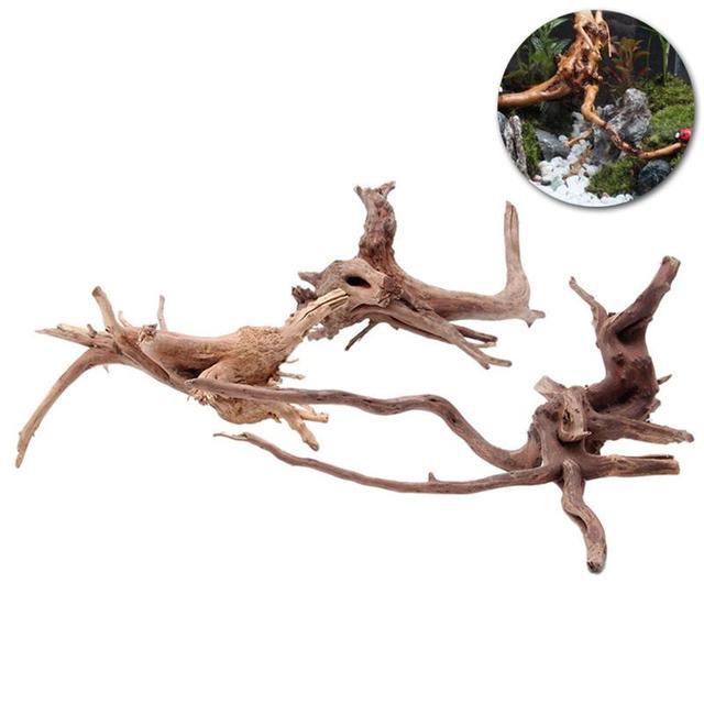 Аквариумные украшения натуральная ветка Driftwood для украшения аквариума