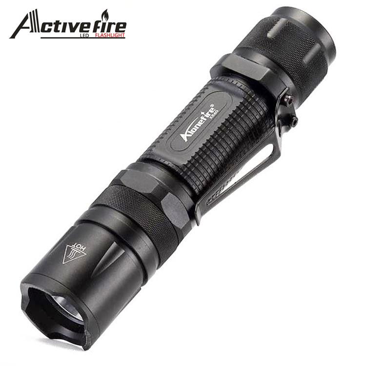 Brilho spotlight caça lanterna cree XP-L v6 led mini lanterna tocha bolso handy luz acampamento ao ar livre ligh