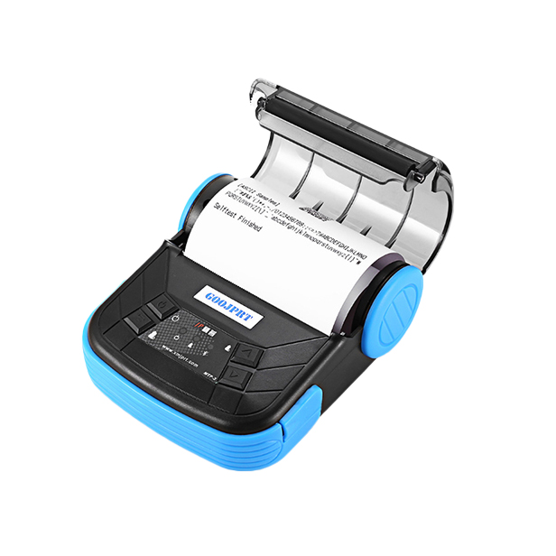 GOOJPRT MTP-3 80mm Bluetooth 2.0 Mini Thermal Printer Exquisite Lightweight Design Portable Receipt Printer For Android Ios WiGOOJPRT MTP-3 80mm Bluetooth 2.0 Mini Thermal Printer Exquisite Lightweight Design Portable Receipt Printer For Android Ios Wi