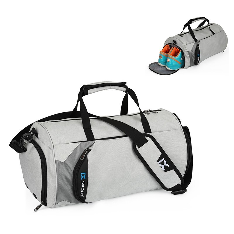 Waterproof Men Gym Training Bag Sport Dry Bags With Shoes Wet Stuff Bag Outdoor Women Handbag For Fitness Workout Yoga Travel