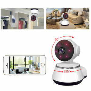 Image 3 - Mini WiFi monitor IP camera smart home security system. With 720P HD resolution Baby Pet Monitor CAMERA
