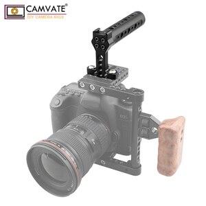 Image 5 - Câmera camvate alça superior queijo alça c1540 câmera fotografia acessórios