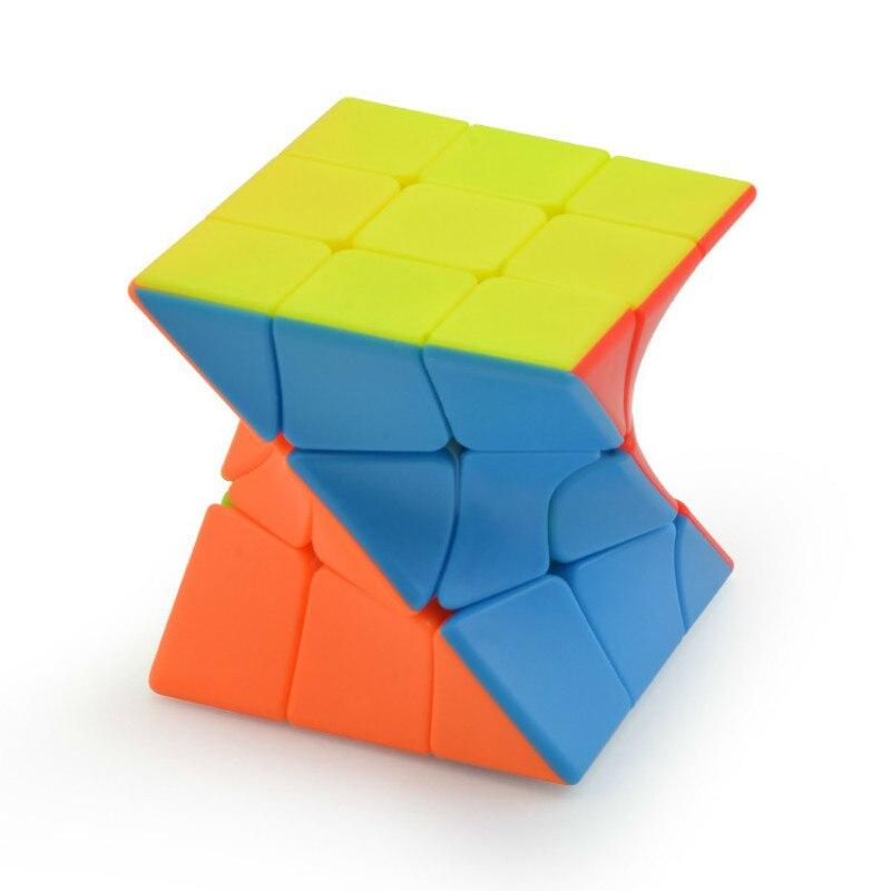 3x3 Magia Neo Cube Cubo Cube Coloful Twisted Cubo di Torsione Di Puzzle Giocattolo Stickerless Puzzle Giocattoli Educativi Per I Bambini3x3 Magia Neo Cube Cubo Cube Coloful Twisted Cubo di Torsione Di Puzzle Giocattolo Stickerless Puzzle Giocattoli Educativi Per I Bambini