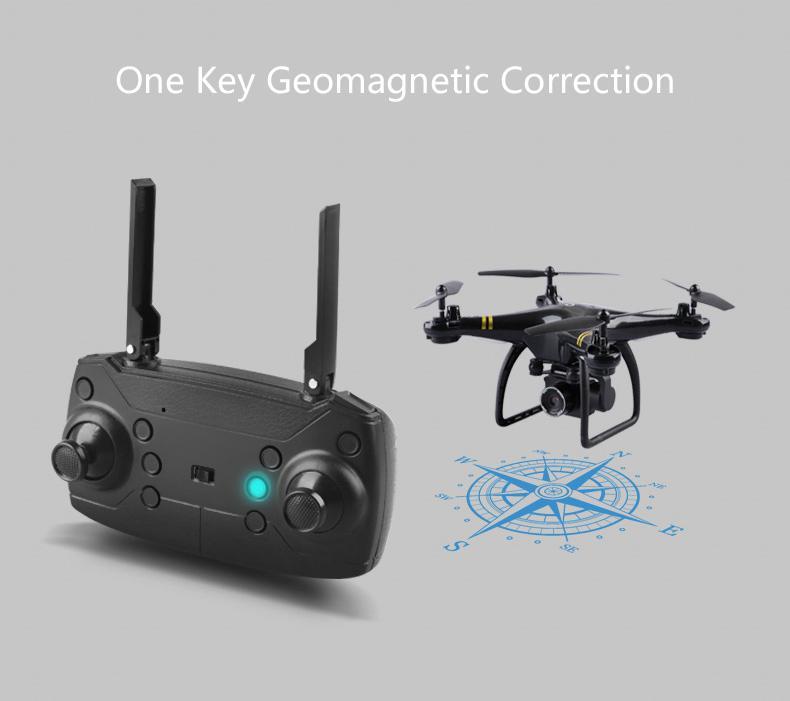 Oyuncaklar ve Hobi Ürünleri'ten RC Helikopterler'de LeadingStar GW83 GPS 5G WIFI 1080 P Drone Profesyonel GPS Drones HD Kamera ile RC Wifi FPV Gerçek Zamanlı quadcopter'da  Grup 3