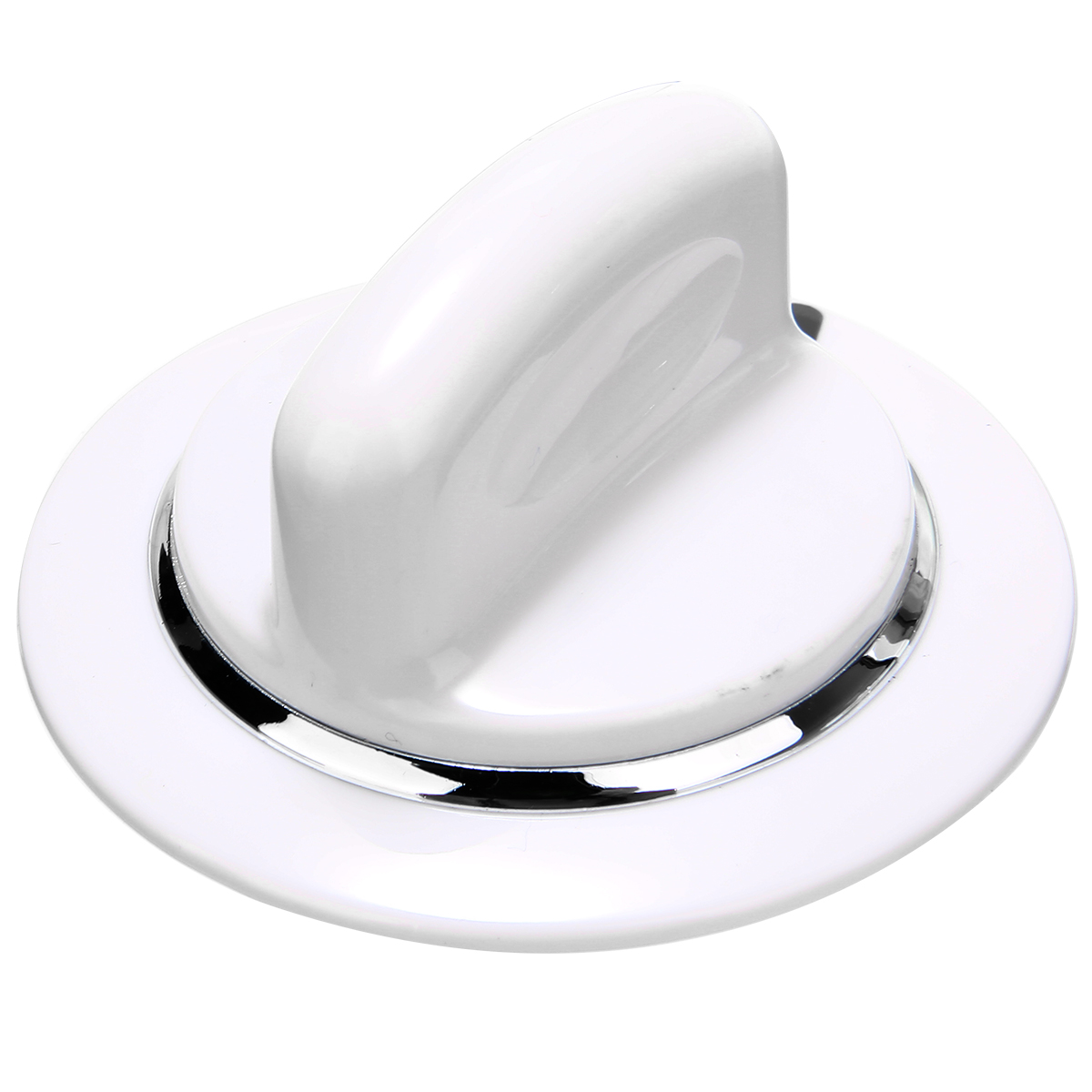 1PC White Dryer Timer Knob Washer Control Knob Assembly Part For For General Electric Dryer Replacement