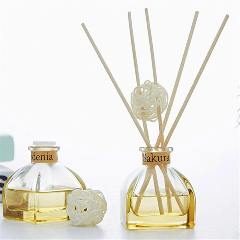 Home Decor 50pcs Craft Incense Accessories Plant Fragrance Replacement Artificial Exquisite Office Rattan Diffuser Diy Home Portable