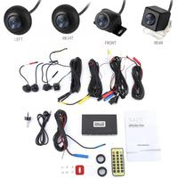 oto aksesuar 720P HD Car DVR Camera 360 Surround View Camera System Driving Recorder car accessories