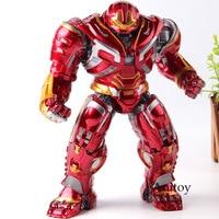 Avengers Infinity War Iron Man Hulkbuster Toy Lighting PVC Action Figures Marvel Hulk Buster Collection Model Toys