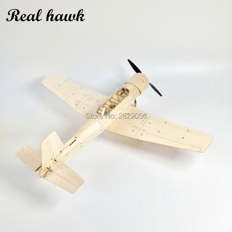 Mini avion RC découpé au Laser Balsa bois avion Kit Mentor CJ6 modèle Kit de construction
