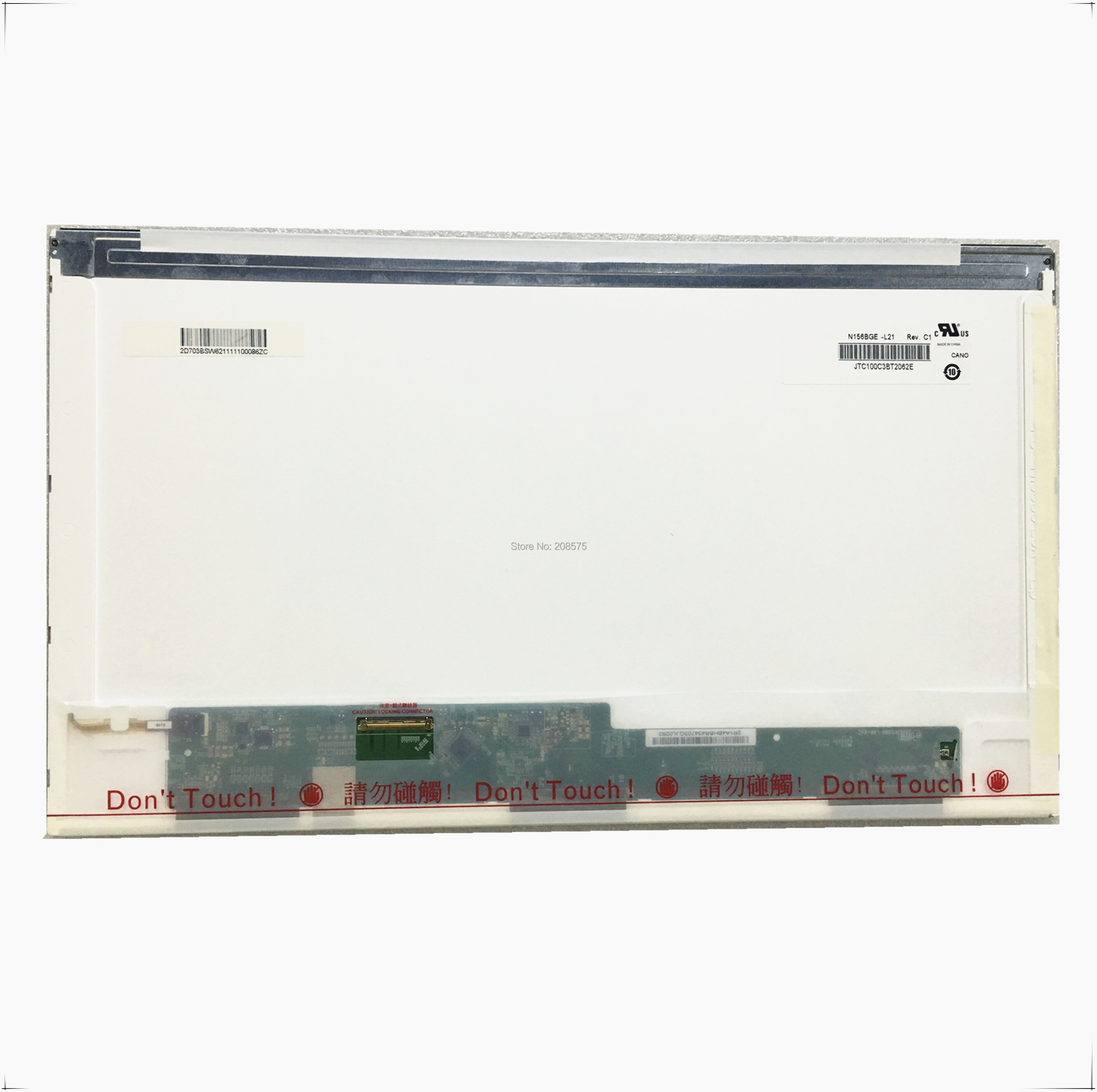 Lcd-Screen-Panel Laptop N156BGE-L21 LTN156AT03