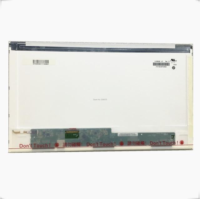 Trasporto Libero N156BGE L21 N156BGE L11 LTN156AT03 LTN156AT05 LTN156AT09 N156B6 L03 N156B6 L06 N156B6 L0A Schermi LCD per notebook Pannello
