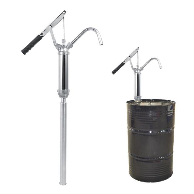 Zerone Oversea Action Barrel Drum Diesel Hand Operated Extractor Lever Oil Transfer