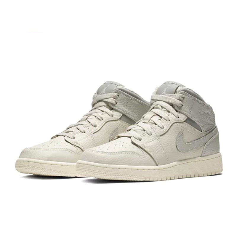 a89555ec8a5e8c NIKE AIR JORDAN 1 MID Original Womens Basketball Shoes Breathable  Comfortable Support Sports Sneakers For Women Shoes-in Basketball Shoes  from Sports ...