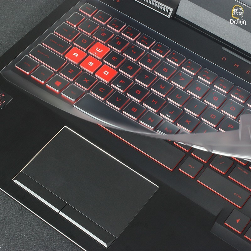 TPU Keyboard Protector Cover For HP OMEN 15