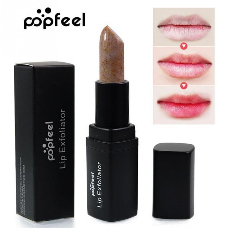 Women Lip Balm Lip Exfoliating Scrub Anti Ageing Wrinkle Lipstick Ladies Makeup Tools #5 1