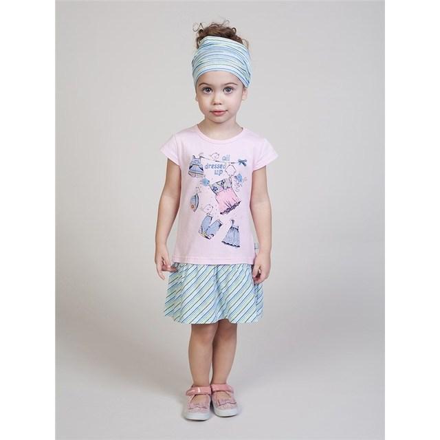 Платье трикотажное Sweet Berry для девочек