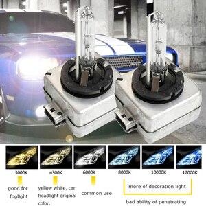 Image 1 - 1pair Xenon DS1 35w D1s 5000k 4300k Warm White Car Light HID Headlight 6000k 8000k D1c 10000k D1c 12000k Hid Xenon Bulb D1s D1R