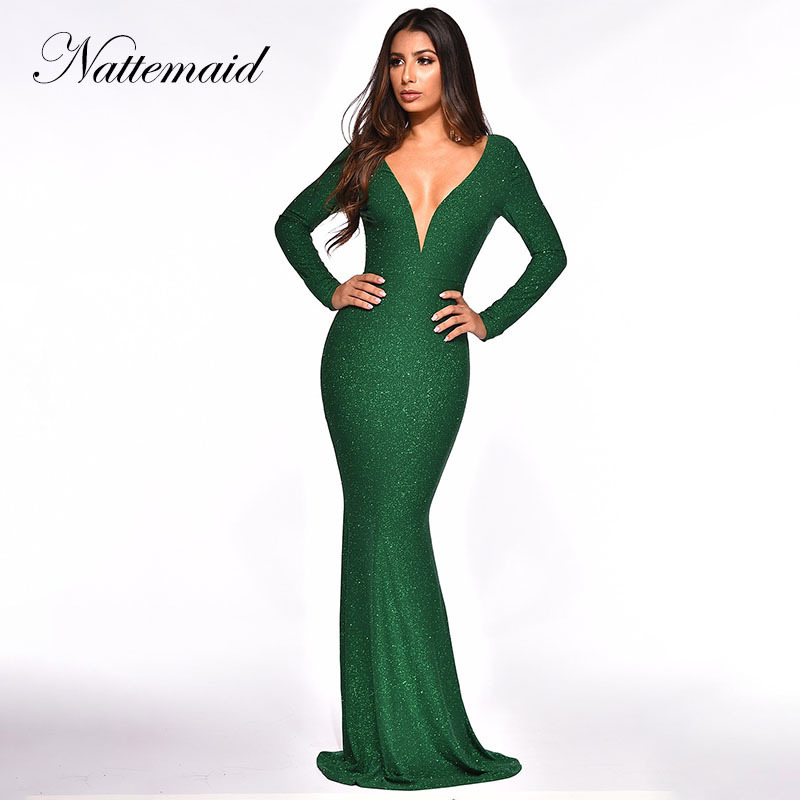 Women's Clothing Inventive Nattemaid Backless One-shoulder Sexy Dress Women Single Button Midi Sweater Knitted Dress Elegant Black Pencil Bodycon Dresses