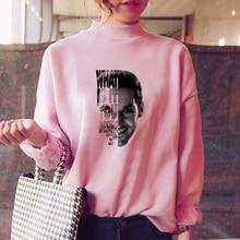 lucifer morningstar hoodies women japanese sweatshirt female female fleece fleece sweat shirt sweatshirt oversized korean style
