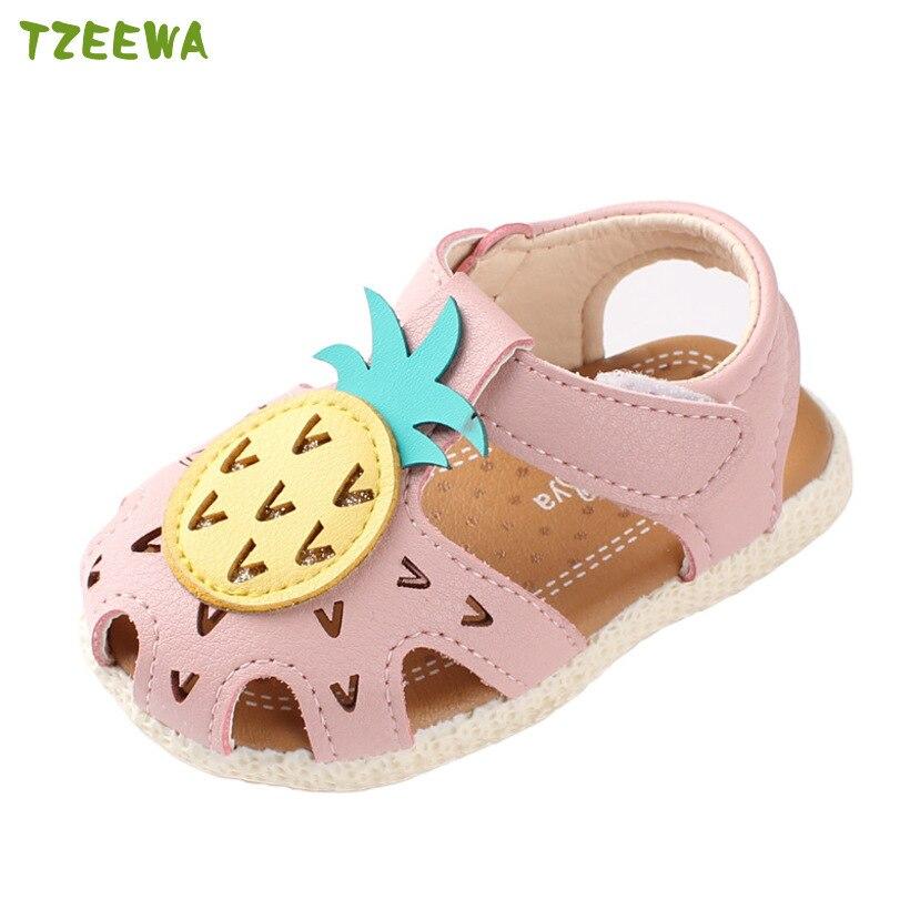 Baby Shoes Kinder Sandalen Chaussure Fille Summer Shoes For Girls Enfant Sandal Toddler Girls Sandaal Soft Girls Summer Sandals