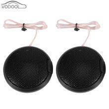 1 Pair Tweeter Car Speakers 105dB 20W Auto Audio Loudspeakers Treble Speakers Som Automotivo Parlantes Para Auto