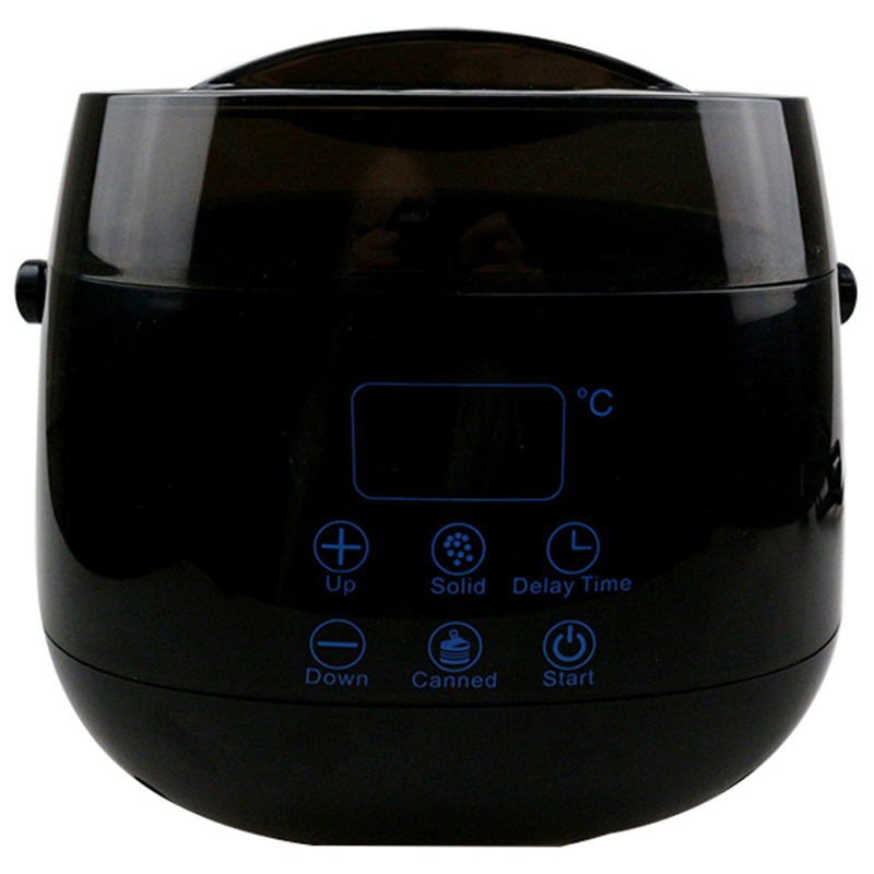 Lcd Monitor Wax Therapy Machine Wax Pot Wax Bean Heating Warmer Paraffin Hair Removal Tool Personal Care Spa Smart Tools Melti