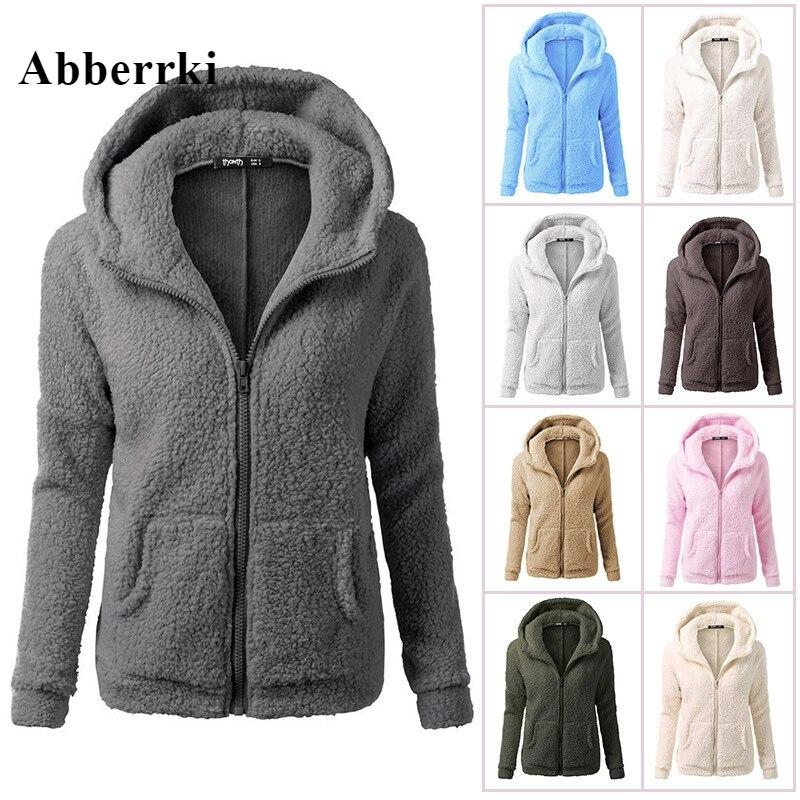 Winter Warm Fleece Hoodies Sweatshirt For Women Plus Size 5xl Coat Hooded Zip-up Sweatershirts Female Oversized Hoodie