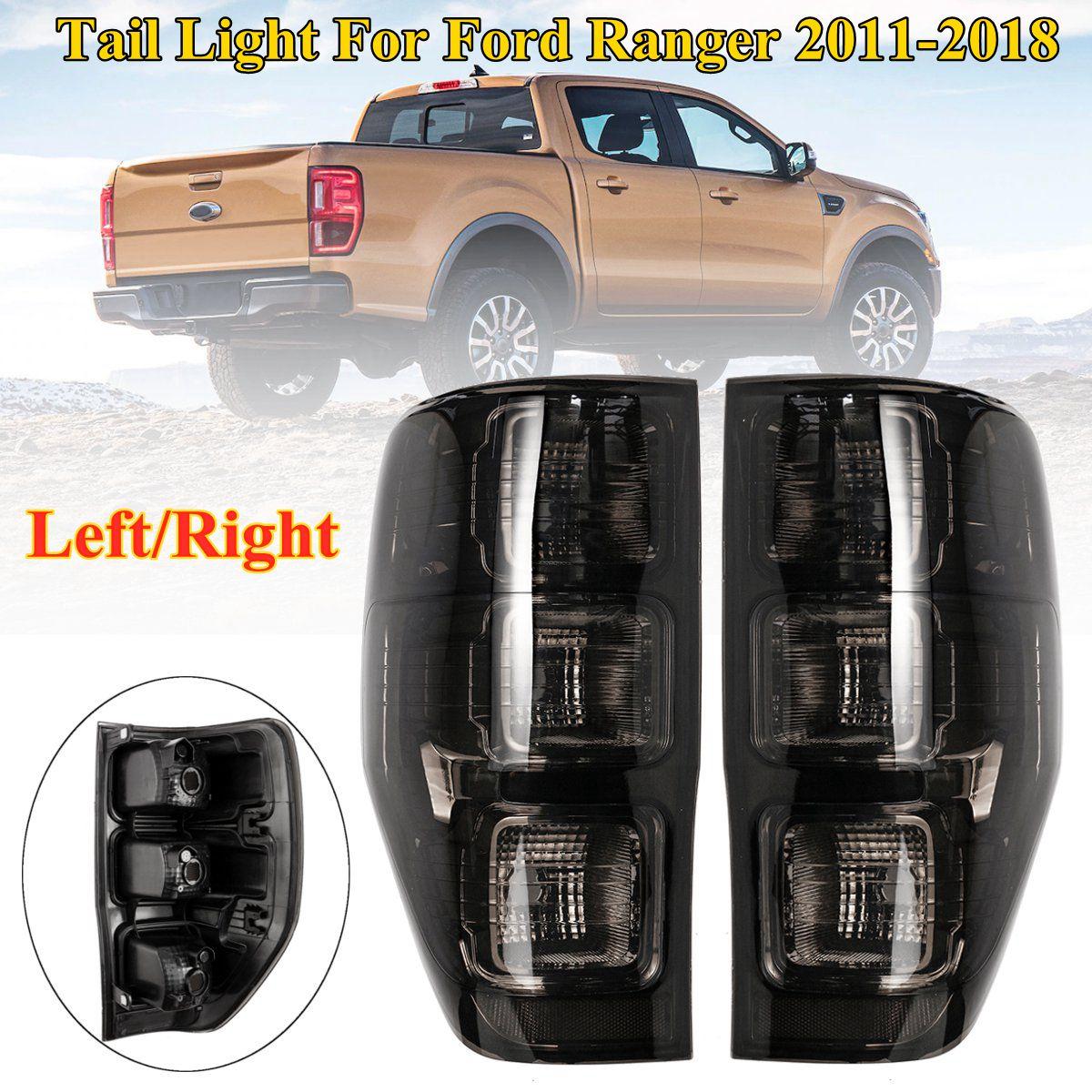 Feu arrière feu arrière lampe de frein pour Ford Ranger PX T6 MK1 MK2 WildTrak XLT XL XLS 2011 2012 2013 2014 2015 2016 2017 2018