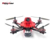 Happymodel Sailfly X 2 3S F4 105mm 5.8G 40CH crazy ybee PRO Mini FPV RC Drone PNP BNF Multirotor quadrirotor VS Mobula7 Mobula 7 HD