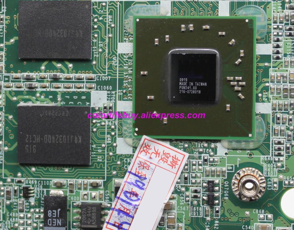 Image 4 - Genuine CN 0C235M 0C235M C235M DA0FM8MB8E0 216 0728018 PM45 Laptop Motherboard Mainboard for Dell Studio 1555 S1555 Notebook PC-in Laptop Motherboard from Computer & Office