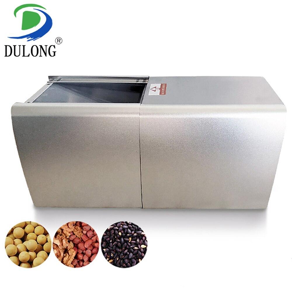 Ручной мини пресс для масла машина холодного и горячего пресса домашний коммерческий арахис кокосовый орех миндаля семян DL ZYJ02