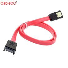 цена на CY Cable SATA Male plug to ESATA Female cable 0.3m for PS3 HDD