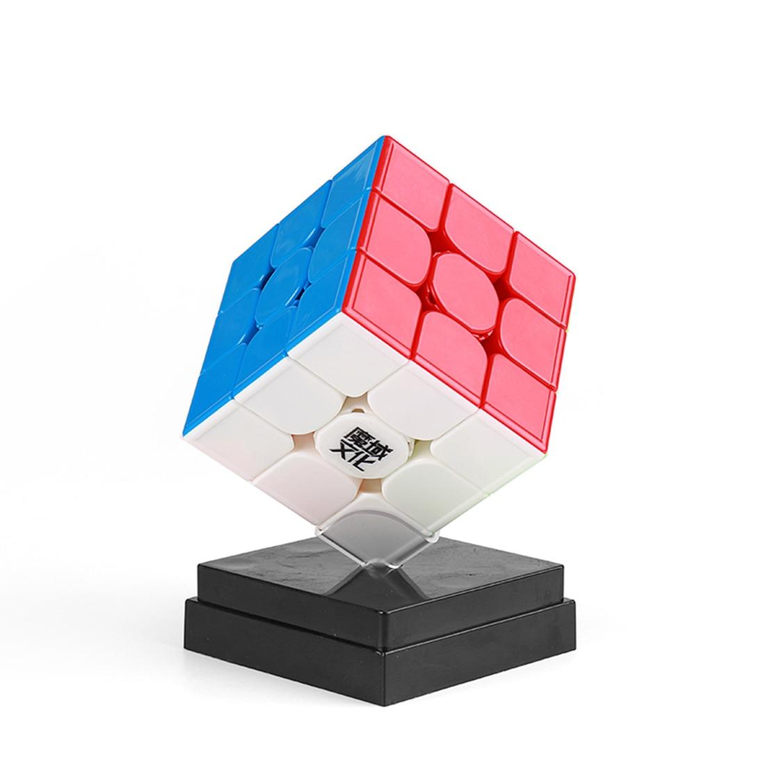 2019 Cube magique de haute qualité YJ8261 Moyu Weilong GTS3M Cube magique jouets éducatifs pour l'entraînement du cerveau-coloré