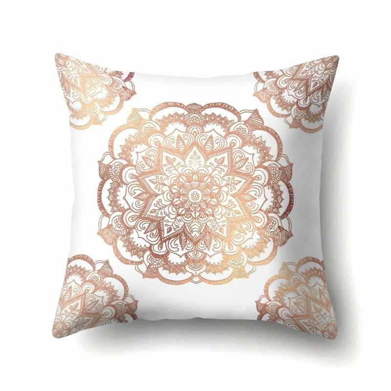 Wondrous Boho Pillows Mandala Bohemian Pillowcase Cushion Cover Polyester Decorative Throw Pillow For Couch Square Pillow Covers 40598 Pdpeps Interior Chair Design Pdpepsorg