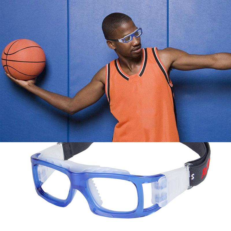 New Hot Outdoor Basketball Protective Goggles PC Lens Outdoor Sports Football Ski Safety Glasses Cycling Lenses Male/Men 8 Color