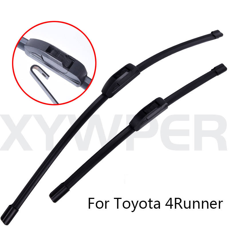 Wipers Blade For Cars for <font><b>Toyota</b></font> <font><b>4Runner</b></font> 2001 2002 2003 2004 <font><b>2005</b></font> 2006 2007-2015 windscreen wiper wholesale car Accessories image