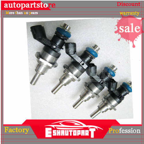4PCS Fuel Injector For Mazda Speed 3 6 CX-7 Turbo 2.3L L3K9-13-250A E7T20171
