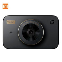 Xiaomi 1S Car Dash Camera DVR Video Recorder WiFi 1080P 140 Degree 3.0'' IPS Screen with 3D Noise Reduction Smart Voice Control(China)