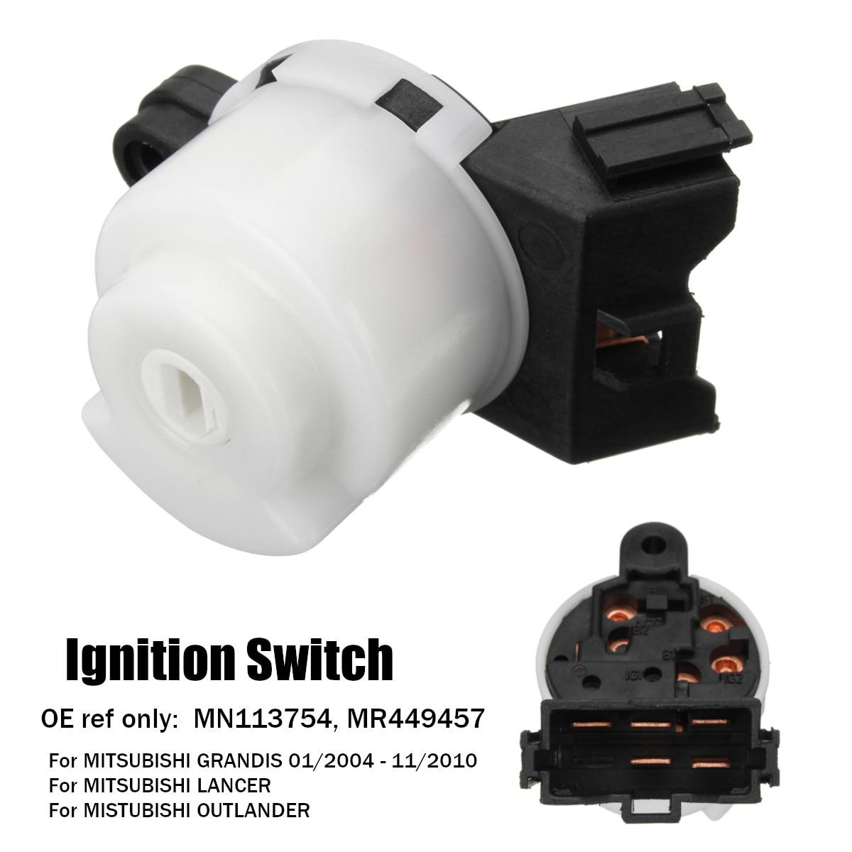 MN113754 Ignition Starter Switch For  Mitsubishi Lancer Outlander 2002-2013