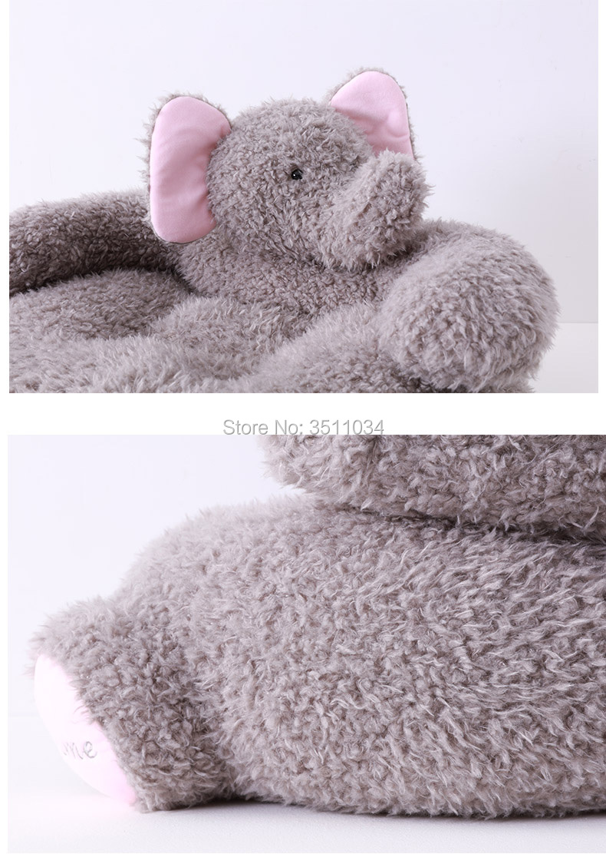 Lovely Alpaca Sofa Elephant Sofa Bean Bag lazy sofa Comfortable Living room leisure Bean bag sofa Students/Kids tatami chair