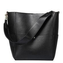 Bolso de mano de piel auténtica para mujer, de piel auténtica bandolera, color negro, marrón, de marca famosa de lujo, 2020